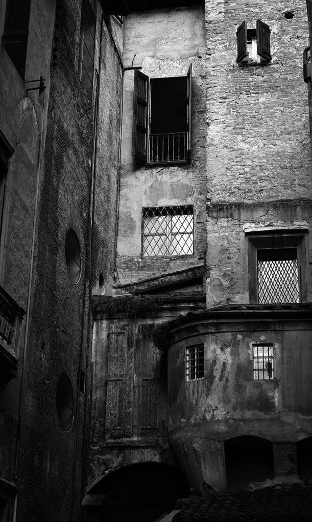 architecture, decadent, bologna, italy