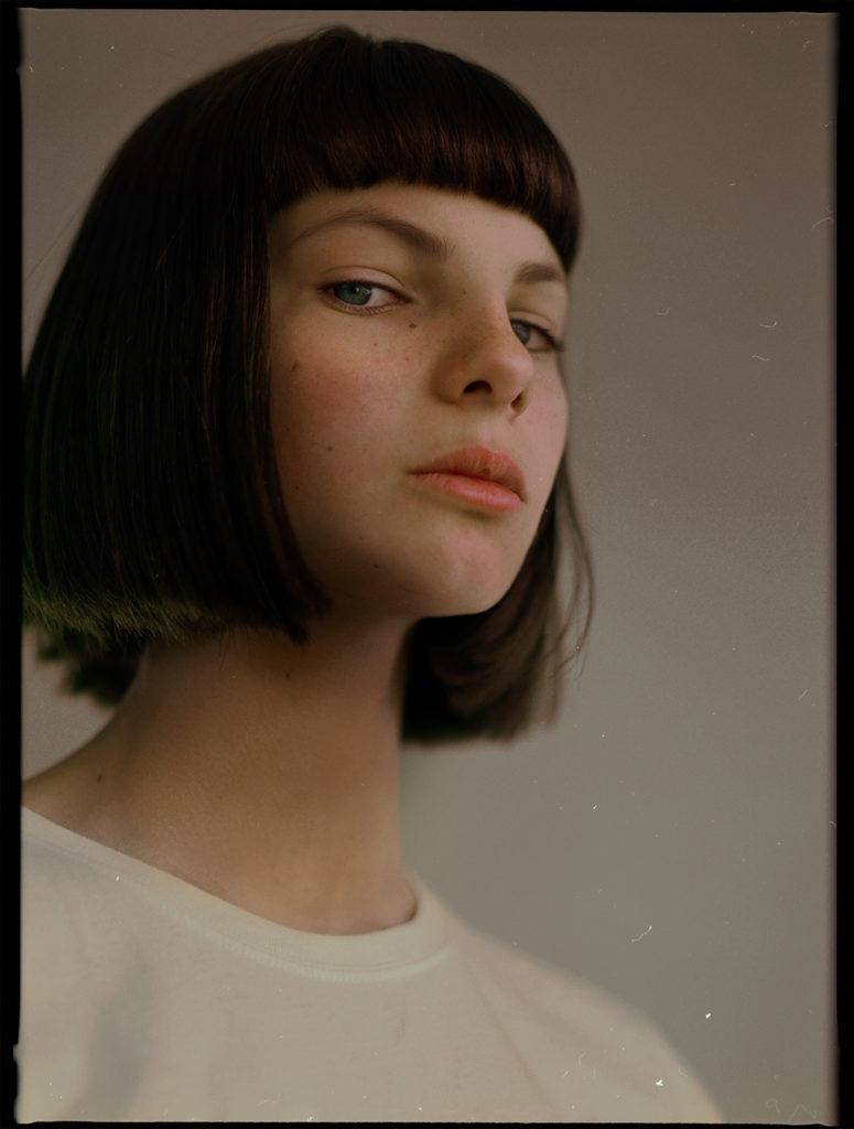 moda, hair, models